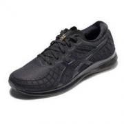 ASICS亚瑟士 缓冲减震女跑步鞋GEL-QUANTUM 黑色/黑色 37.5