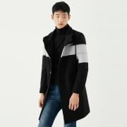 GXG 174226226 男士长款羊毛大衣