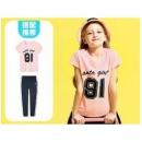 ANTA 安踏 女童夏季短袖T恤59元