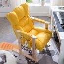 JIAYI 家逸 懒人电脑椅沙发椅 柠檬黄