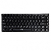 AJAZZ 黑爵 极客AK33 机械键盘 青轴 黑色 无背光95元