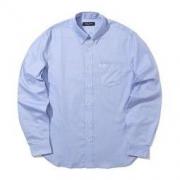 FRED PERRY 佛莱德·派瑞 M8501 男士纯棉长袖衬衫