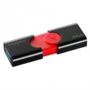 28日10点: Kingston 金士顿 DT106 USB3.1 U盘 64GB39.9元