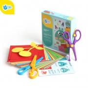 GWIZ 儿童剪纸 手工DIY幼儿园益智玩具 19元包邮(需用券)