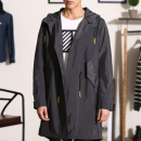 Tonlion 唐狮 622111054404B 男士风衣 低至59.9元/件¥59.90