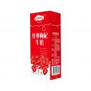 百亿补贴:新希望 早餐奶 红枣枸杞 牛奶 200g*12盒19.9元包邮