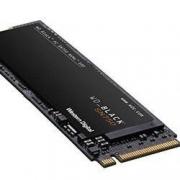 Western Digital 西部数据 SN750 NVMe M.2 固态硬盘 500GB