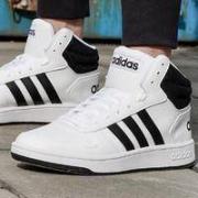 adidas 阿迪达斯 NEO HOOPS 2.0 MID BB7208 中帮运动休闲板鞋269元
