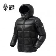 BLACK ICE 黑冰 升级款 男士连帽羽绒服