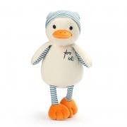 柏文熊 毛绒玩具鸭 加油鸭29元包邮(需用券)
