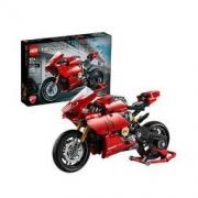 LEGO 乐高 机械组系列 42107 杜卡迪V4R摩托车479元