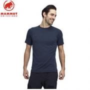 MAMMUT 猛犸象 1017-01900 男士运动短袖T恤