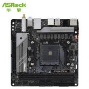 ASRock 华擎 A520M-ITX/ac 主板(AMD A520/Socket AM4)799元