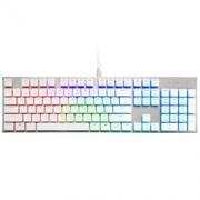 CoolerMaster 酷冷至尊 SK650 RGB 机械键盘 Cherry矮红轴