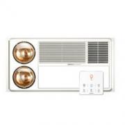 AUPU 奥普 HDP6125AS 智能触控双暖浴霸999元