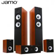 1日0点! Jamo 尊宝 S526 HCS 5.0 家庭影院套装 2590元包邮