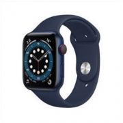 Apple 苹果 Watch Series 6 智能手表 GPS 蜂窝款 44mm 深海军蓝色4199元