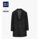 HLA 海澜之家 HWDAD4E060A 男士西装领针织大衣219元包邮(需用券)
