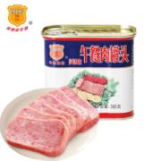 MALING 梅林 午餐肉罐头 340g *7件