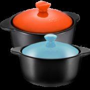 ASD/爱仕达 家用耐高温煤气灶专用砂锅 1.7L