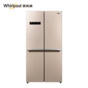 Whirlpool 惠而浦 BCD-610WMBW 十字对开门电冰箱 610L4499元包邮(双重优惠)