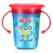 Nuby 努比 360度魔术学饮杯 240ml *7件