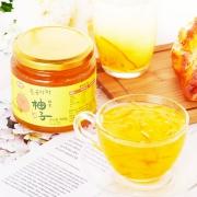 琼皇 蜂蜜柚子茶500g*2瓶