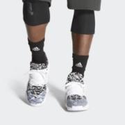 1日0点、双11预告: adidas Originals Harden Vol. 4 GCA EF1262 男士篮球鞋