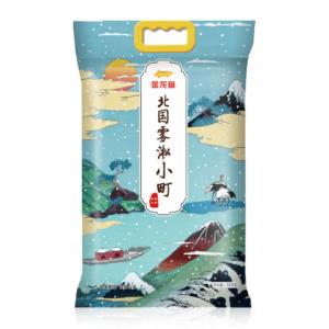 88VIP:金龙鱼 北国雾淞小町东北大米 10kg