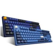 21日0点、TTC金轴首发、疯狂星期三: Akko 3108DS 地平线 机械键盘 108键 TTC金轴