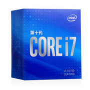 intel 英特尔 酷睿 i7-10700 盒装CPU处理器2189元
