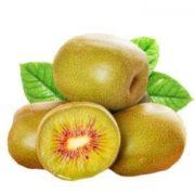 富含维生素c!静益乐源 红心猕猴桃 单果50-70g 30个¥14.90 0.7折