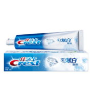 Crest 佳洁士 3D炫白双效牙膏 120g *3件