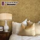 Brewster 布鲁斯特 纸基+VINY墙纸 传统风格 玲珑如意 SZ001346