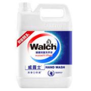 Walch 威露士 健康抑菌洗手液 5L *2件102.82元(合51.41元/件)