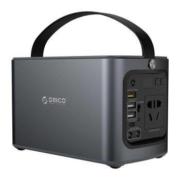 ORICO 奥睿科 ORICO-PA120-1A4U-GY-BP 户外移动电源 43500mAh 60W 灰色