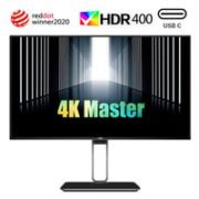 双11预售! AOC 冠捷 U27U2D 27英寸AH-IPS显示器(4K、109%sRGB、HDR400)