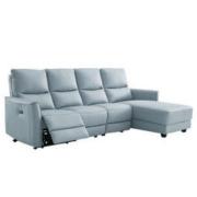 CHEERS 芝华仕 C50228 头等舱真皮电动功能沙发 四人位4799元