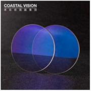 Coastal Vision 镜宴 树脂 非球面 1.60 镜片 *2件