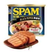 SPAM 世棒 黑胡椒味 午餐肉罐头 340g *10件147.35元(合14.74元/件)