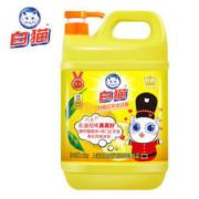 Baimao 白猫 柠檬红茶系列洗洁精 2kg *2件