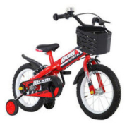 Happy Dino 小龙哈彼 LB1603-S-M210 儿童自行车男女款 *2件