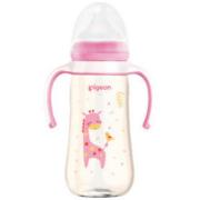 pigeon 贝亲 PPSU婴儿奶瓶 330ml