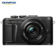OLYMPUS 奥林巴斯 E-PL10 14-42mm EZ 微单电/数码相机 epl10 黑色