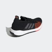 双11预售:阿迪达斯 PulseBOOST HD m 男鞋跑步运动鞋 FU7333319元(需定金)