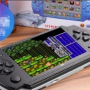 POWKIDDY 霸王小子 掌上游戏机 预装300款游戏95元包邮(需用券)