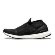 adidas 阿迪达斯 UltraBOOST Laceless 女款跑鞋