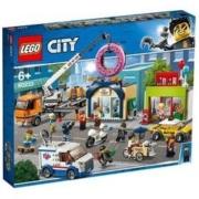 LEGO 乐高 City 城市系列 60233 甜甜圈店开业