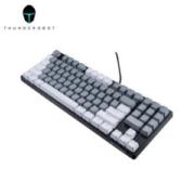 23号0点、新品发售: ThundeRobot 雷神 KG3089R 灰色版 89键 有线机械键盘