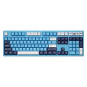 12点开始、TTC月白轴首发、双11预售: AKKO 3108DS 天空之境 机械键盘 108键 TTC月白轴
